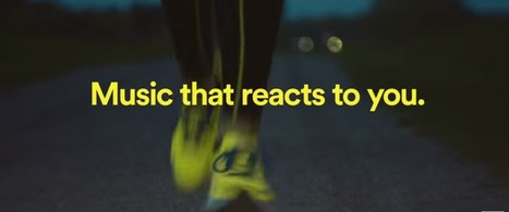 Spotify Running: finally the music adapts to your stride! | UX-UI-Wearable-Tech for Enhanced Human | Scoop.it