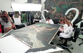 El Bellas Artes expondrá en otoño las pinturas mitológicas de Alonso Vázquez | Mitología clásica | Scoop.it
