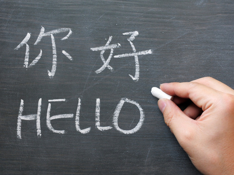 Learning a second language in the information age | TELT | Scoop.it