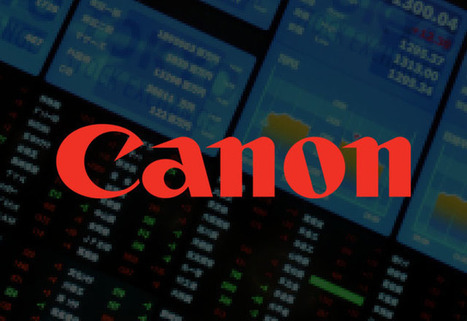 Canon Profits Down 21% as Mirrorless Cameras Cut Into DSLR Sales | xposing world of Photography & Design | Scoop.it