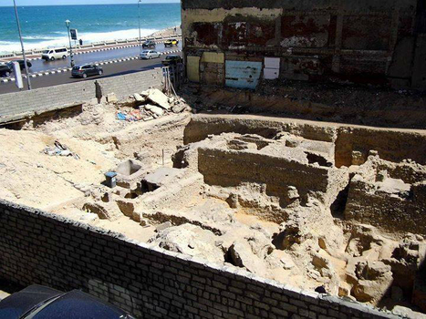 'Heritage Taskforce' takes antiquities ministry to court over Hellenistic site demolition | Egyptology and Archaeology | Scoop.it