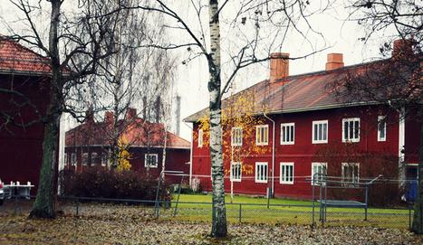 Borlänge – Framtidsstaden | Staden | Arkitekter Sverige | Scoop.it