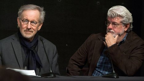 George Lucas & Steven Spielberg: Studios Will Implode; VOD Is the Future | Transmedia Storytelling meets Tourism | Scoop.it