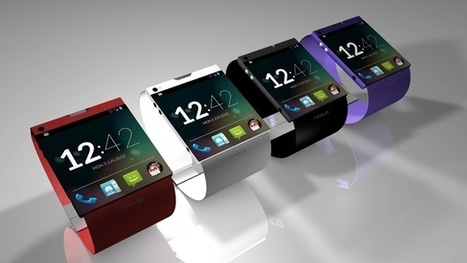 """Rumor: Google to Announce """"Gem"""" Smartwatch Alongside Android 4.4 