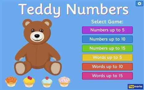 Learn to Count with fun Counting Games for KS1 Children | Year 1 and 2 | Scoop.it