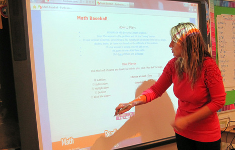 Interactive White Board (IWB) Technology | PDI | Scoop.it