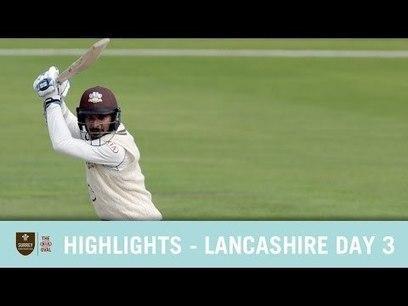 (Video) Day 3, Surrey vs Lancashire, County Championships, 2015 - Highlights | Sri Lanka Cricket | Scoop.it