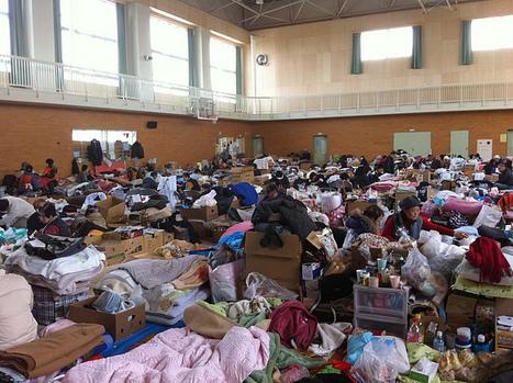 [Photo] Difficile de ne pas avoir du respect et de l'admiration pour ces gens | Flickr - Photo Sharing! | Japon : séisme, tsunami & conséquences | Scoop.it