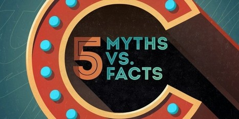Understanding Copyright: 5 Myths Debunked! | BYOD and AT | Scoop.it