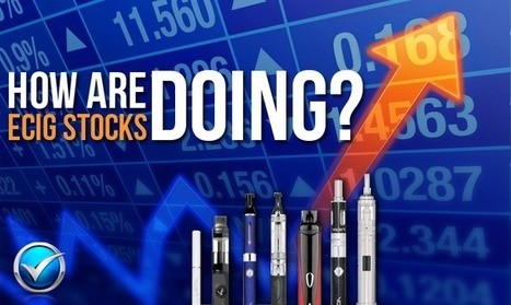 How Are Ecig Company Stocks Performing?   E Cig - Electronic Cigarette News   Scoop.it