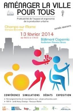 Aménager la ville pour tous | UrbaNews.fr | Cahier des Architectes | Scoop.it