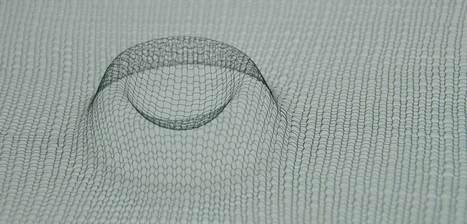 Materiales innovadores para arquitectura o diseño. Masterfad | ARQUITECTURA, nuevos  PROCEDIMIENTOS CONSTRUCTIVOS y MATERIALES | Scoop.it
