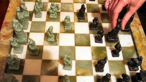 Les échecs, un sport qui fait chauffer les méninges - Ouest-France | Les News des échecs | Scoop.it