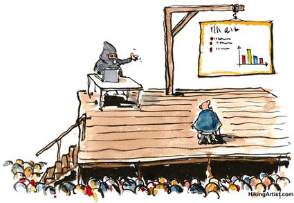 Es wird nur das gelernt, was auf den Folien steht | Zentrum für multimediales Lehren und Lernen (LLZ) | Scoop.it