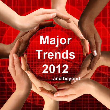28 Major Trends for 2012 and Beyond – Part 1 | Social Media: Changing Our World of Education | Scoop.it