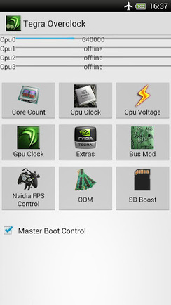 Tegra Overclock v1.5.8 | ApkLife-Android Apps Games Themes | Android Applications And Games | Scoop.it