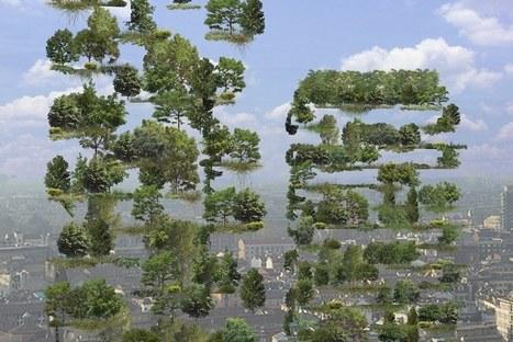 Forêt VERTICALE : 900 espèce d'arbres pour deux nouvelles tours à Milan | The Architecture of the City | Scoop.it