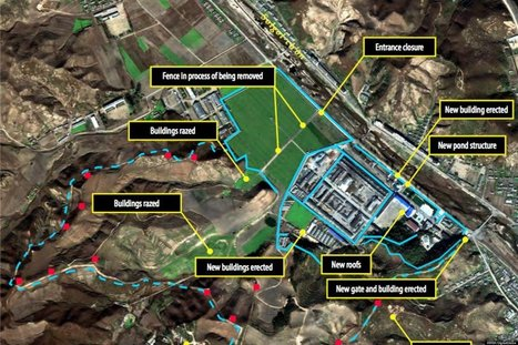 Satellite Images Show Growing NKorean Prison Camp | North Korea Prison Camps | Scoop.it