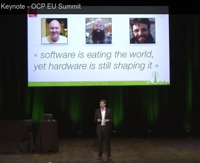 Open Compute EU Summit keynote  - Philippe Dewost's light sources | cross pond high tech | Scoop.it