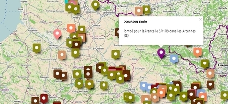 Carte collaborative avec UMAP [+Tuto] | Time to Learn | Scoop.it