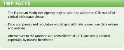AllTrials is all smiles for Big Pharma: Data transparency and the randomised, controlled trial | A Tale of Two Medicines | Scoop.it