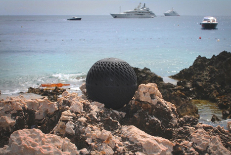 Cannonball Audio : une enceinte canon pour faire plouf dans l'eau ? | ON-ZeGreen | Scoop.it