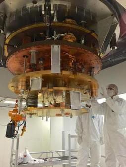 Creating the coldest cubic meter in the universe (Update) | The Copper Universe | Scoop.it