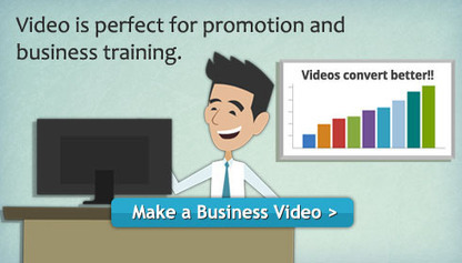 GoAnimate - Make a Video Online | TICE & FLE | Scoop.it