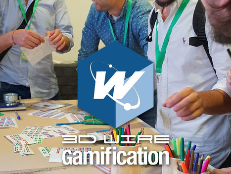 3DWire 2015: Gamification Results - GeCon.es | Educational Gaming & Gamification in Education | Scoop.it