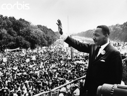 "In Honor of Martin Luther King Jr. ""I Have a Dream"" 