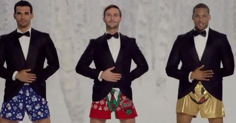 Kmart's 'Jingle Bells' Ad Has Legs [VIDEO]   News & Views   Scoop.it