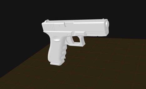 Impression 3D : interdire l'impression de certaines pièces ? | Impression 3D | Scoop.it