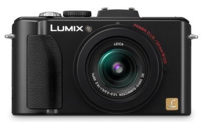 Cheap Panasonic Lumix DMC-LX5 10.1 MP Digital Camera with 3.8x Optical Image Stabilized Zoom and 3.0-Inch LCD – Black | PhotographyM43 | Scoop.it