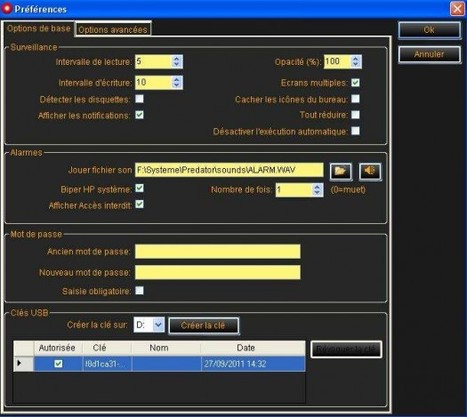 Protéger l'accès à son PC avec une clé USB, Predator | Time to Learn | Scoop.it