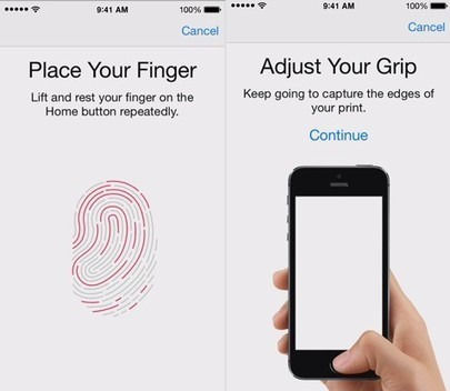 Top 5 Tips to Set up Touch ID on iPhone 6 Plus/6 | iPhone Data Recovery | Scoop.it