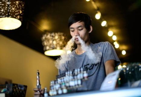 Le sigarette elettroniche non costituiscono una via d'accesso verso il tabacco   Sigaretta Elettronica News   Scoop.it