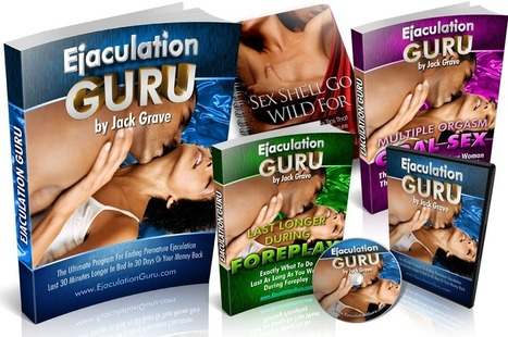 Ejaculation Guru Reviews | Last Longer In Bed Techniques | Last Longer In Bed Techniques | Scoop.it