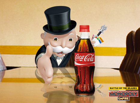 Monopoly's Battle of the Brands | Advertising Reloaded | Scoop.it