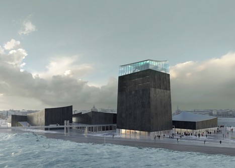 Guggenheim Helsinki winners: architecture is best in reserve and introspection | D_sign | Scoop.it