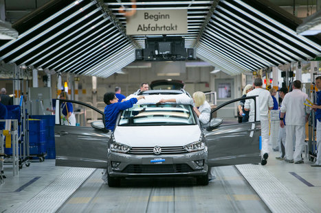 Volkswagen CO2 Issue Largely Concluded | Magazine | Scoop.it