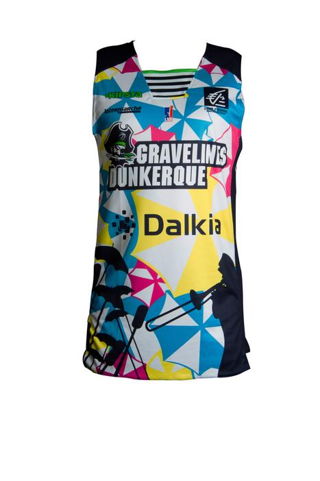 Kipsta et le BCM Gravelines-Dunkerque dévoilent le maillot Carnaval | Basket & Marketing | Scoop.it