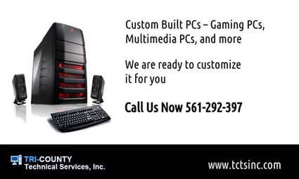 Customize Your PCs Today – TCTSINC | Computerservices | Scoop.it
