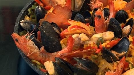 Paella | cuisine13 | Scoop.it