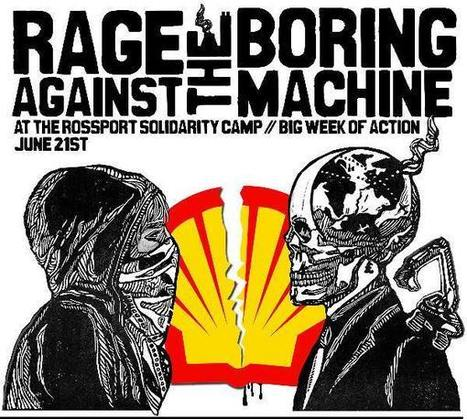 Rossport Solidarity Camp Week of Action 21st-30th June 2013 | Oil and Gas Vultures | Scoop.it