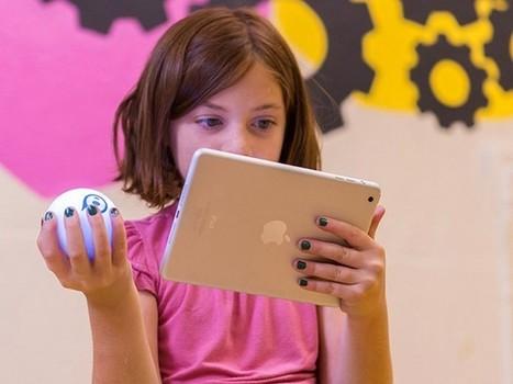 10 MINI-ROBOTS pour jouer et apprendre à programmer | Machines Pensantes | Scoop.it