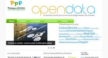 Pau Pyrénées  : l'Agglo ouvre ses données   Services & usages numériques dans les collectivités territoriales   Scoop.it