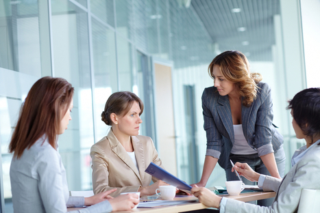 Diversity in The Workplace: Reasons Women Are Having Trouble Landing Executive Roles   MyJobhelper   Scoop.it