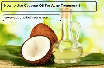 How to Use Coconut Oil For Acne Treatment ? | Does Coconut Oil Really Treat Acne? If so How? | Scoop.it