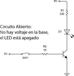 Herramientas de control para Arduino: El BJT o Transistor de Unión Bipolar (NPN y PNP) | tecno4 | Scoop.it