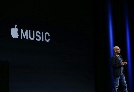Inside Apple Music's Second Act | E-Music ! | Scoop.it